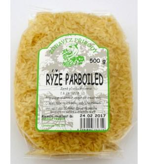 ZDRAVÍ Z PŘÍRODY Rýže parboiled 500 g