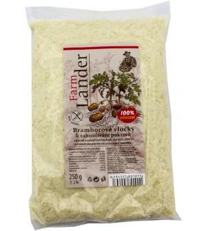 FarmLander Bramborové vločky 250 g