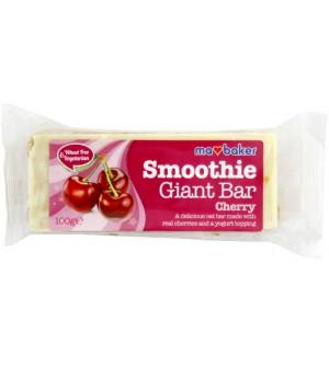 Ma Baker Giant Bar smoothie jogurtové višeň 110 g