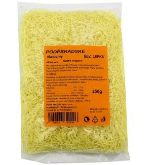POVA Bezlepkové těstoviny vlasové 250 g