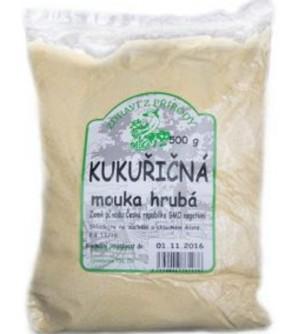 ZDRAVÍ Z PŘÍRODY Mouka kukuřičná hrubá 500 g