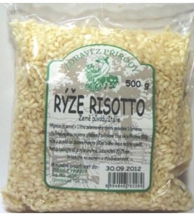ZDRAVÍ Z PŘÍRODY Rýže risotto 500 g