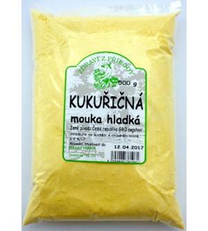 ZDRAVÍ Z PŘÍRODY Mouka kukuřičná hladká 500 g