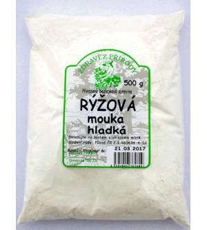 ZDRAVÍ Z PŘÍRODY Mouka rýžová hladká 500 g