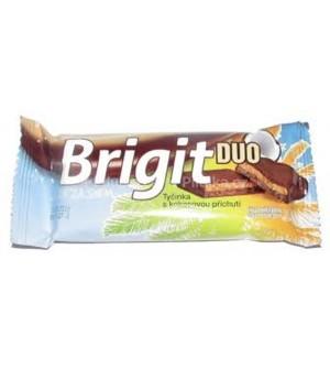 Soco Brigit duo tyčinka s kokosem bezlepková 90 g