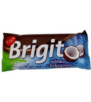 Soco Brigit tyčinka kokosová bezlepková 90 g