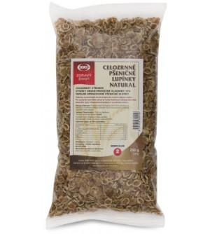 Semix Celozrnné pšeničné lupínky Natural 250 g