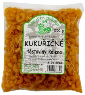 ZDRAVÍ Z PŘÍRODY Kukuřičné těstoviny kolínka 250 g