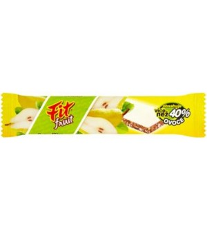 FIT tyčinka fruit hruška 23 g