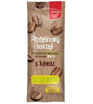 Semix Proteinový koktejl káva 30 g