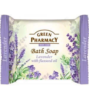 ELFA PHARM Mýdlo levandule se lněným olejem 100 g