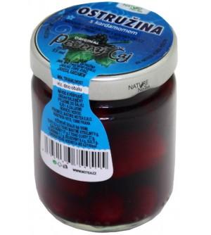 Notea Pečený čaj ostružina, kardamon 55 ml
