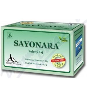 PHOENIX Sayonara zelený čaj 20 x 1.5 g