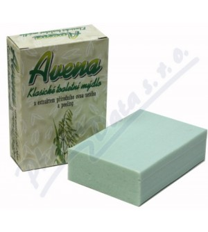 FOR MERCO Avena peeling-mýdlo 100 g