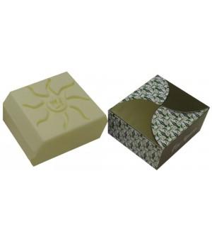 FOR MERCO Přírodní kosmetické mýdlo pánské s konopným olejem 120 g