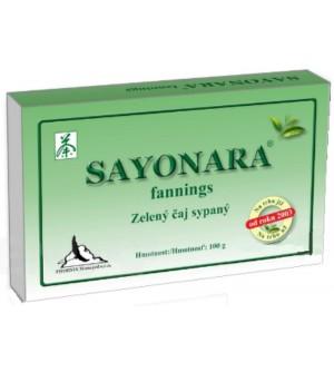 PHOENIX Sayonara fannings zelený čaj sypaný 100 g