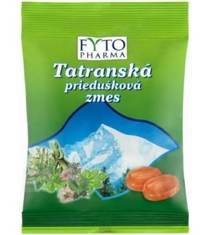 FYTOPHARMA Tatranská průdušková směs Bylinný drops 60 g