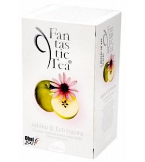 Biogena Jablko a echinacea Fantastic tea 20 x 2,5 g