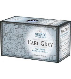 Grešík čaj Earl Grey 20 x 2 g