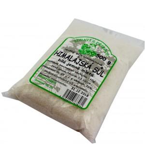 ZDRAVÍ Z PŘÍRODY Himalájská sůl bílá jemná 500 g