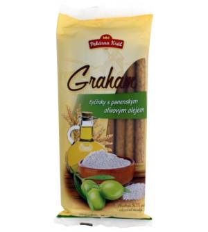 Král Grahamové tyčinky s oliv. olejem 100 g