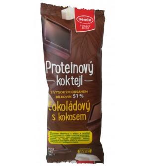 Semix Proteinový koktejl čokoládová s kokosem 30 g