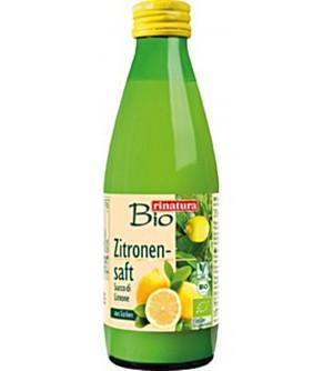 Rinatura BIO Citronová šťáva 100% 250 ml