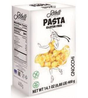 Sotelli Těstoviny bezlepkové gnocchi 400 g