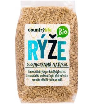 COUNTRY LIFE Rýže dlouhozrnná natural 500 g