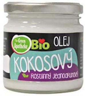 Green Apotheke Olej kokosový 200 ml