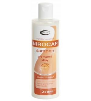 TOPVET NIROCAP ED mastné vlasy 250 ml
