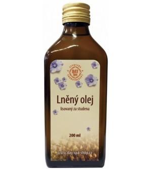 Day Spa Lněný olej 200 ml
