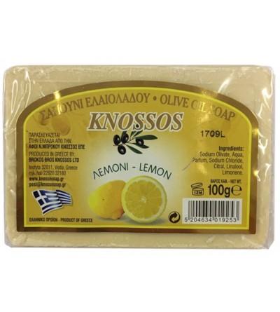 Knossos mýdlo citronové 100 g