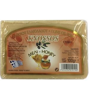 Knossos mýdlo medové 100 g
