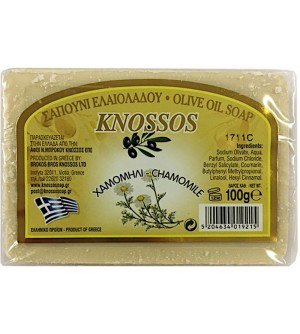 Knossos mýdlo heřmánkové100 g