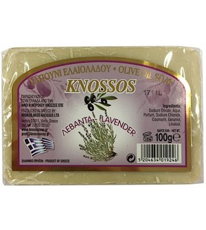 Knossos mýdlo levandulové 100 g