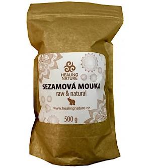 Healing Nature Sezamová mouka bezlepková 500 g