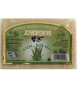 Knossos mýdlo Aloe Vera 100 g