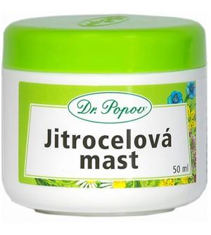 Dr. Popov Jitrocelová mast 50 ml