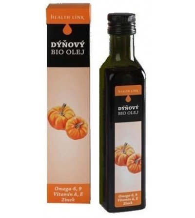 HEALTH LINK BIO Dýňový olej 250 ml