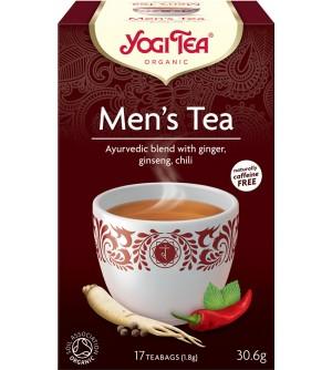 Yogi Tea Bio Pro muže 17 x 1,8 g