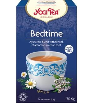 Yogi Tea Bio Čas ke spánku 17 x 1,8 g