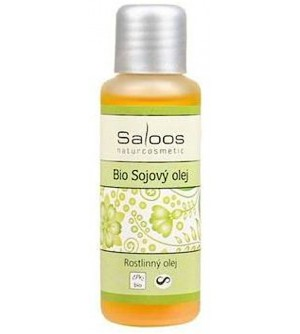 SALOOS Bio Sojový olej 50 ml