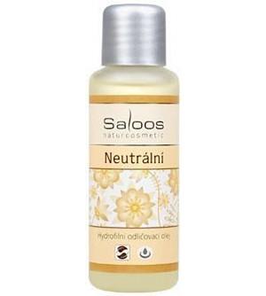 SALOOS Odličovací hydrofilní olej Neutrální 50 ml
