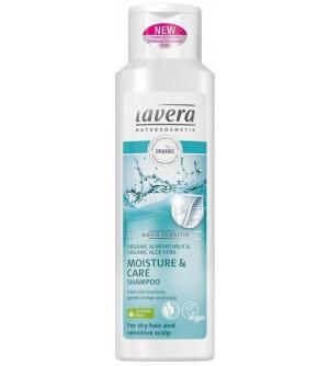 Lavera Basis Šampon Moisture & Care 250 ml