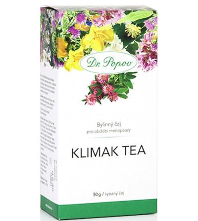 Dr. Popov Čaj Klimak 50 g