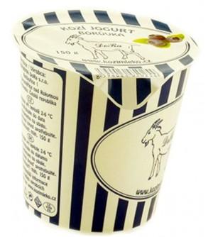 DoRa Kozí jogurt borůvka 150 g