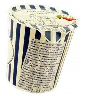 DoRa Kozí jogurt višeň 150 g