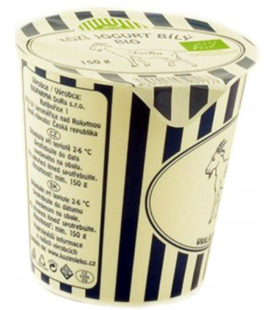 DoRa Kozí jogurt bílý 150 g