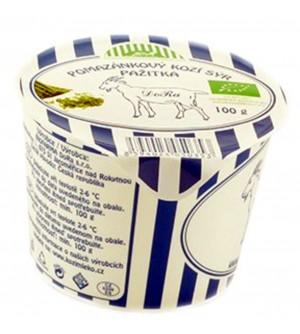 DoRa Pomazánkový kozí sýr BIO pažitka 100 g
